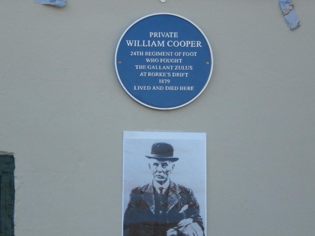 Private  William Cooper Event in Worthing Sussex CIMG3719