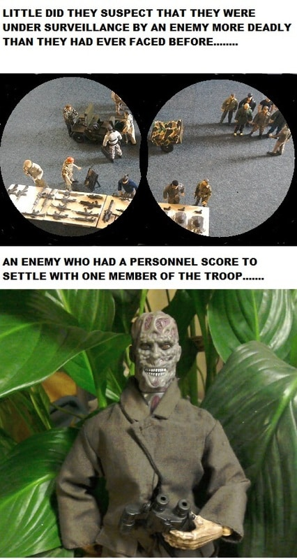 Rogue's Troopers have a little down time.... BAD_GUY