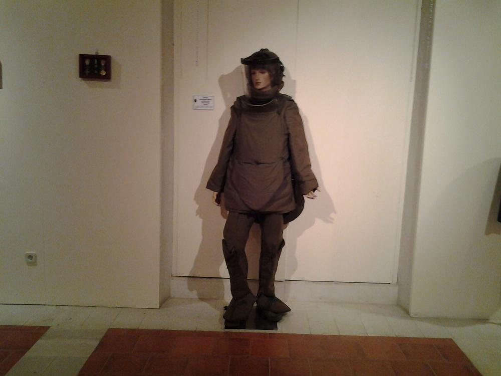 Exposicion de La Guardia Civil, Museo Villa Señor de Ciudad Real. 14 de Junio - 20 de Julio, 2013. Expo_GC_041_preparativos