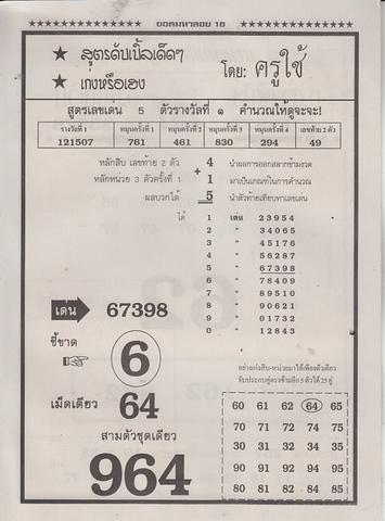 16 / 08 / 2558 MAGAZINE PAPER  - Page 4 Yodmahaloy_36