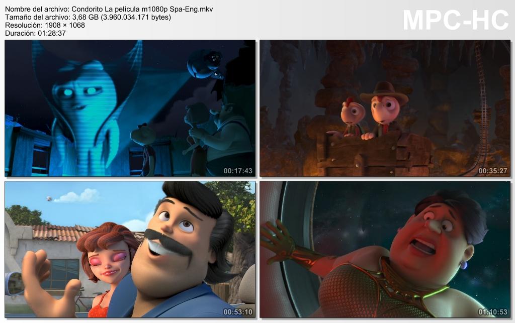 Condorito: La película (2017) [Ver Online] [Descargar] [HD 1080p] [Spa-Eng] [Animación] Condorito_La_pel_cula_m1080p_Spa-_Eng.mkv_thumbs