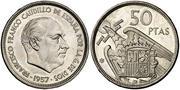50 pesetas 1969 (*69). Estado Español 4787360