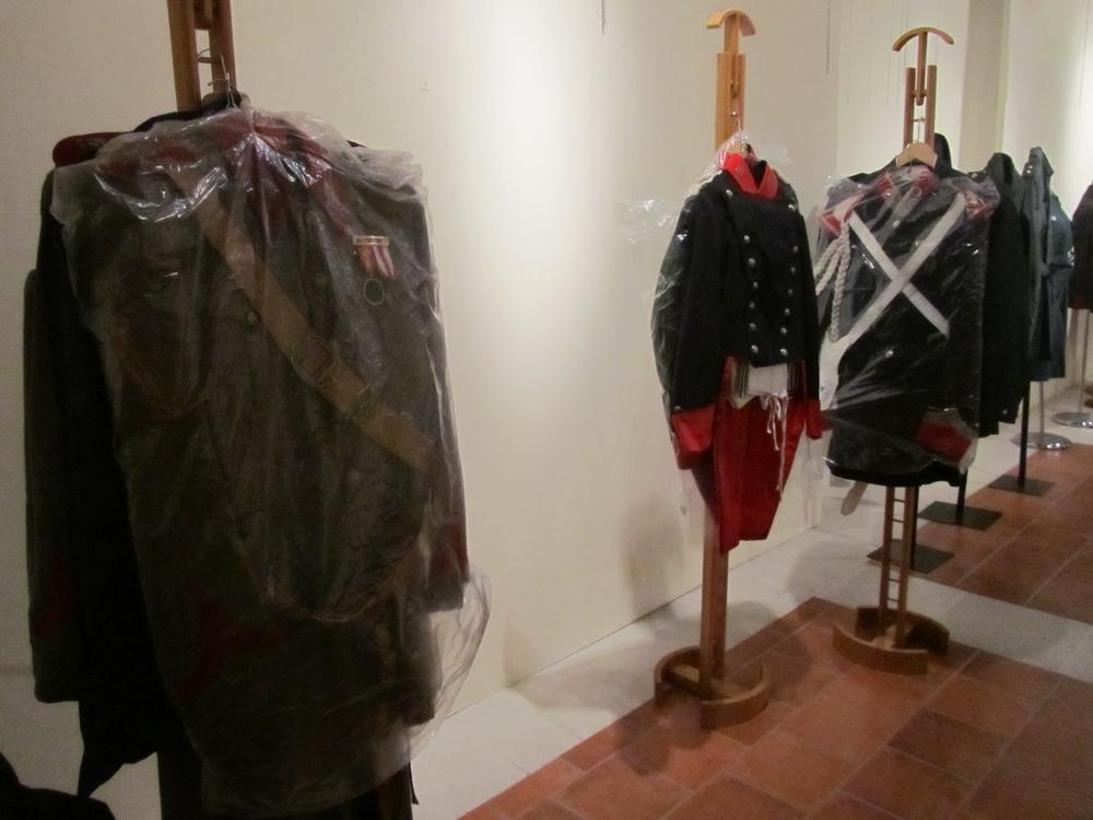 Exposicion de La Guardia Civil, Museo Villa Señor de Ciudad Real. 14 de Junio - 20 de Julio, 2013. Expo_GC_007_preparativos