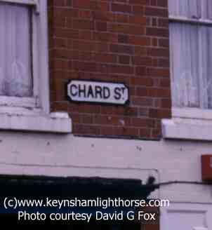 The Keynsham Light Horse Part 2 Chardstnott