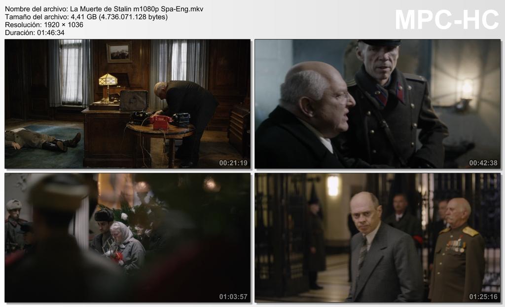 La muerte de Stalin (2017) [Ver + Descargar] [HD 1080p] [Spa-Eng] [Comedia] La_Muerte_de_Stalin_m1080p_Spa-_Eng.mkv_thumbs