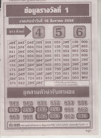16 / 08 / 2558 MAGAZINE PAPER  - Page 3 Pimjai_3