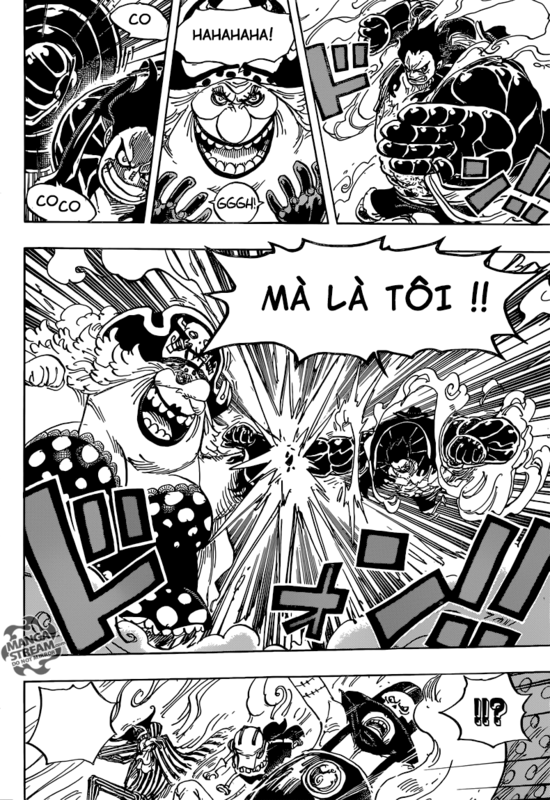 One Piece Chapter 871: Go Caesar! Image