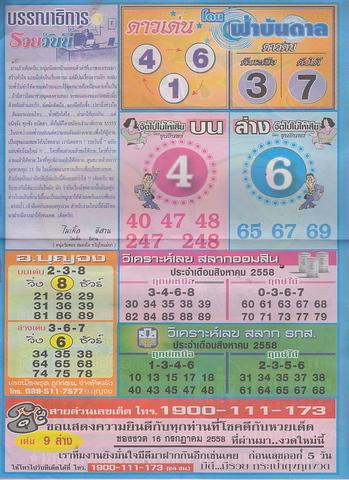 16 / 08 / 2558 MAGAZINE PAPER  - Page 3 Ruaywannee_2