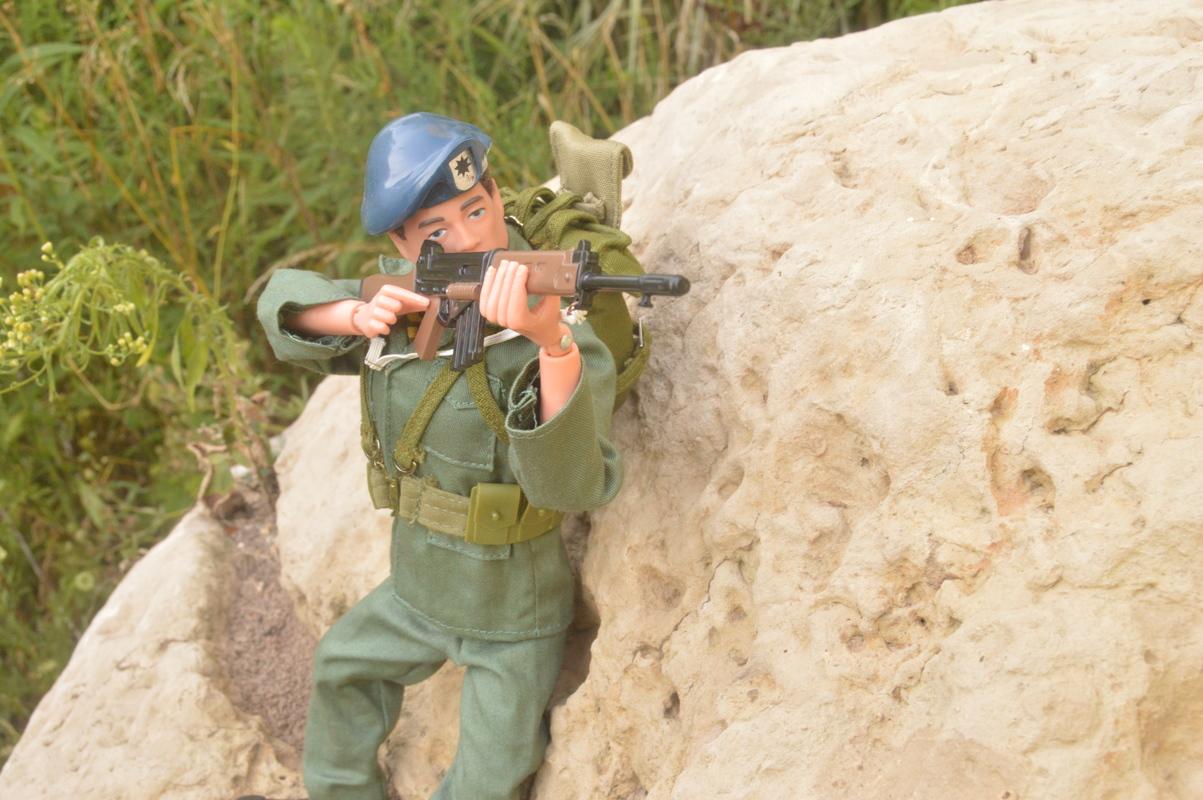 Blue Beret Combat DSC_0825