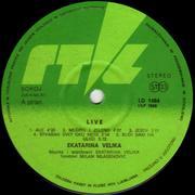 EKV (EKatarina Velika) - Diskografija SIDE_A
