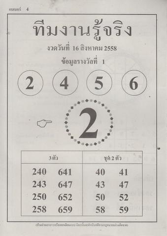 16 / 08 / 2558 MAGAZINE PAPER  Bareber_4