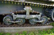 Немецкий легкий танк PzKpfw 35(t) (LT vz.35). Военный музей в замке Калемегдан, г.Белград SG201774