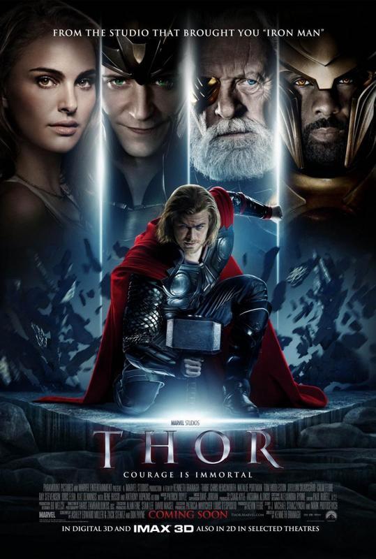 Thor (2011) [Ver Online] [Descargar] [HD 1080p] [Castellano] [Fantastico] Thor-223512549-large