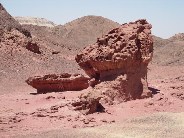 Камене громаде широм планете - Page 6 Wind_Erosion_Timna