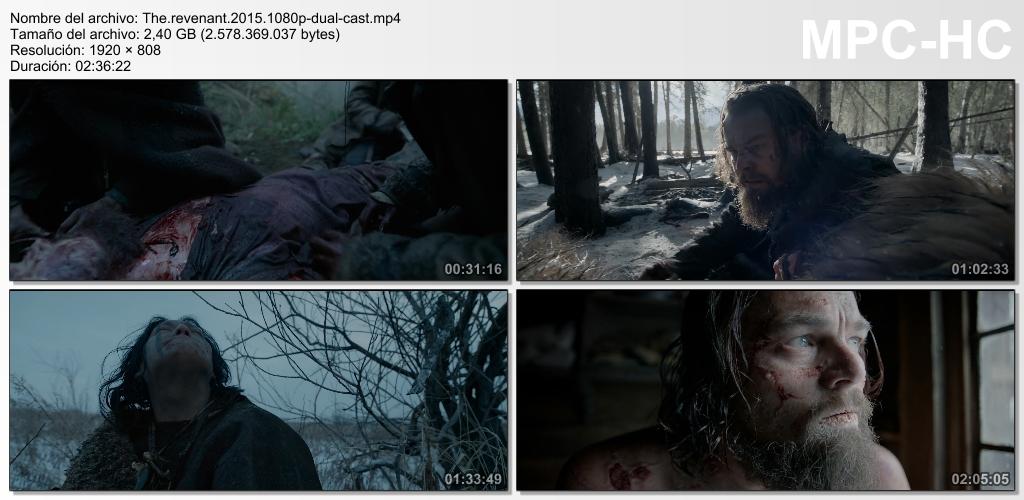 El Renacido [Ver Online] [Descargar] [HD 1080p] [Español-Inglés] [Aventuras] The.revenant.2015.1080p-dual-cast.mp4_thumbs