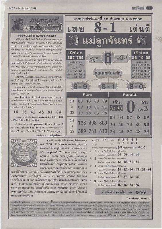 16 / 09 / 2558 FIRST PAPER . Lektip_3