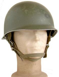 casco - Casco Mº M-I USA Paracaidista - BRIPAC Espm1pai