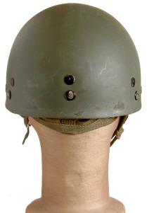 casco - Casco Mº M-I USA Paracaidista - BRIPAC Espm1pap