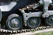 Немецкий легкий танк PzKpfw 35(t) (LT vz.35). Военный музей в замке Калемегдан, г.Белград SG201797