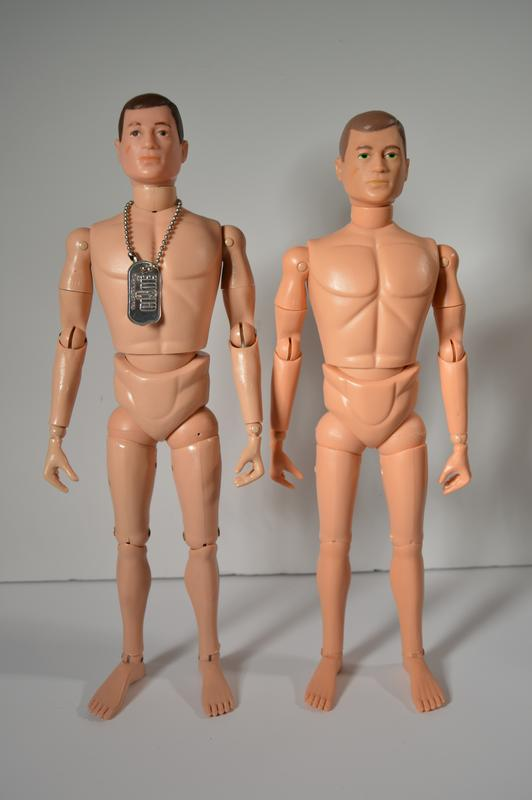 GI Joe Timeless Figure vs Vintage DSC_0187