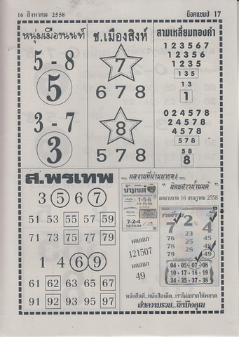 16 / 08 / 2558 MAGAZINE PAPER  - Page 3 Nockchamp_17