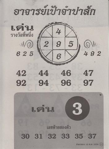 16 / 08 / 2558 MAGAZINE PAPER  - Page 3 Mangkornthong_11