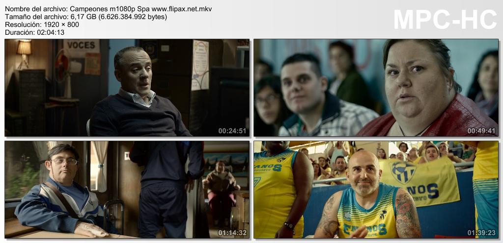 Campeones (2018) [Ver Online] [Descargar] [HD 1080p] [Castellano] [Comedia] Campeones_m1080p_Spa_www.flipax.net.mkv_thumbs