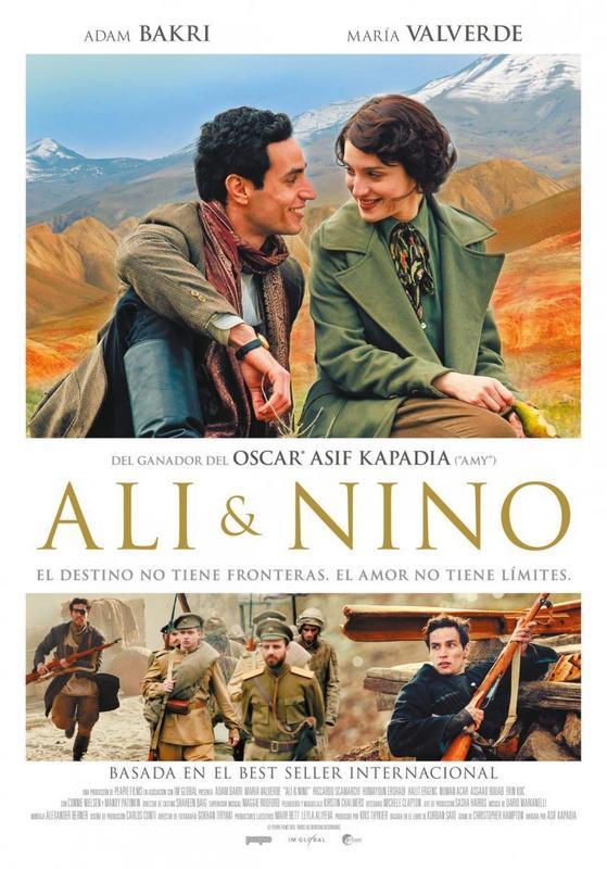 Ali y Nino (2016) [Ver Online] [Descargar] [HD 1080p] [Castellano] [Openload] Ali_and_nino-264909713-large