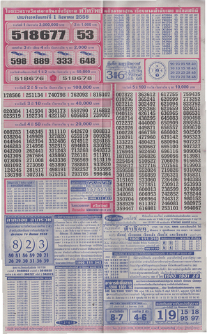16 / 08 / 2558 MAGAZINE PAPER  - Page 2 Lottery_result_005