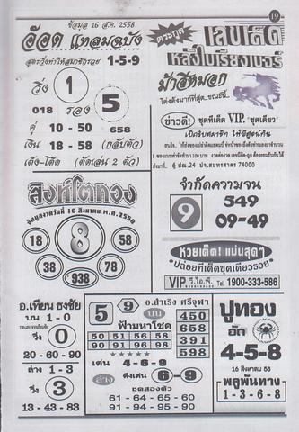 16 / 08 / 2558 MAGAZINE PAPER  - Page 4 Standard_maseemoke_19