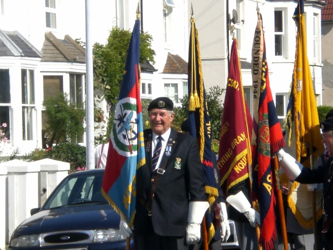 Private  William Cooper Event in Worthing Sussex CIMG3705