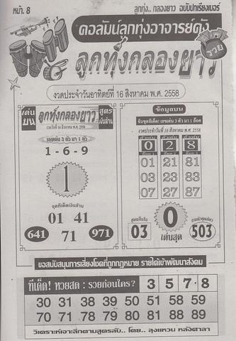 16 / 08 / 2558 MAGAZINE PAPER  - Page 2 Luketuangklongyao_8