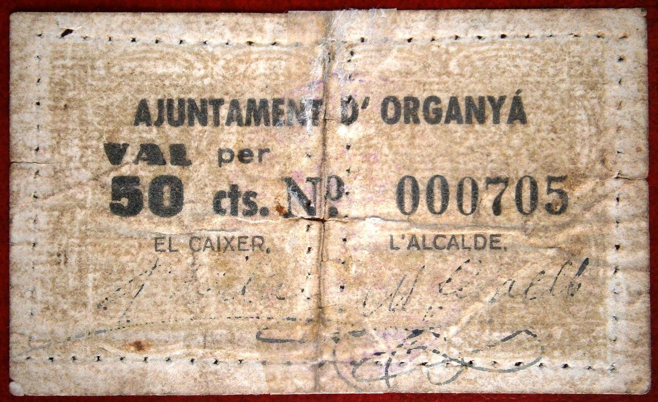 Organya Lerida 1 Peseta P1010005