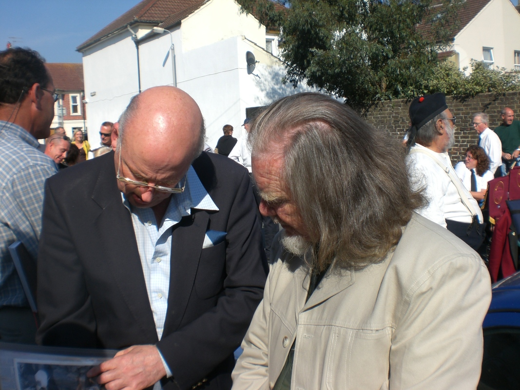 Private  William Cooper Event in Worthing Sussex CIMG3722