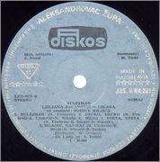 Ljiljana Jovanovic Likana - Diskografija  1986_vb