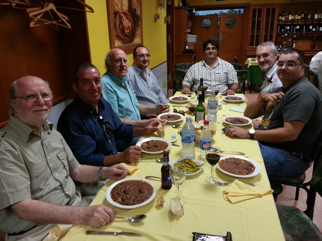 """Quedada casquera... Belorado, 04-X-14. Museo de Radiotransmisiones """"Inocencio Bocanegra"""" 20141004_150712"""