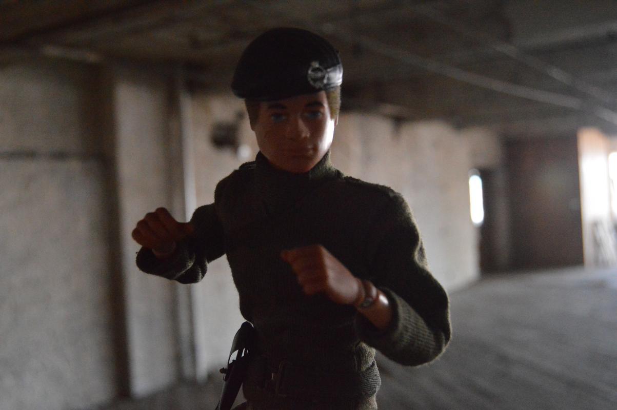 Georgie Warehouse Mission: Day 1 (Fightin' Irish Photo Tribute) DSC_0029