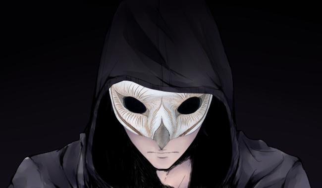 Máscara de baile del Señor Búho V.2 Owl_mask_by_chusenn-d829ehw