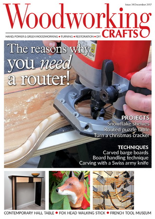 Woodworking Crafts 34 (December 2017) WWC34