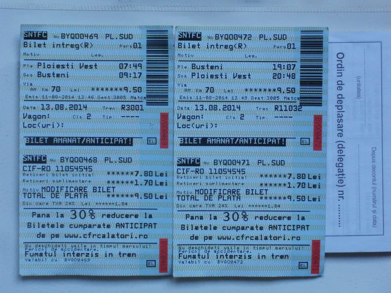 Bilete C.F.R. (2) P8190804