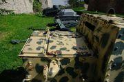 Итальянская танкетка Carro veloce L3/35 в Военном музее в замке Калемегдан г.Белград SG201733