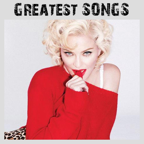 Madonna – Greatest Songs (2018) [Descargar] [Pop] [MultiServer] Cover