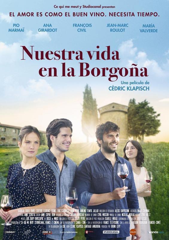 Nuestra vida en la Borgoña (2017) [Ver + Descargar] [HD 1080p] [Castellano] [Drama] Ce_qui_nous_lie-520588438-large