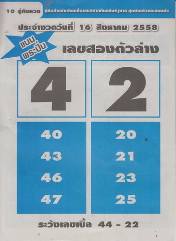 16 / 08 / 2558 MAGAZINE PAPER  - Page 3 Ruekanhuay_10