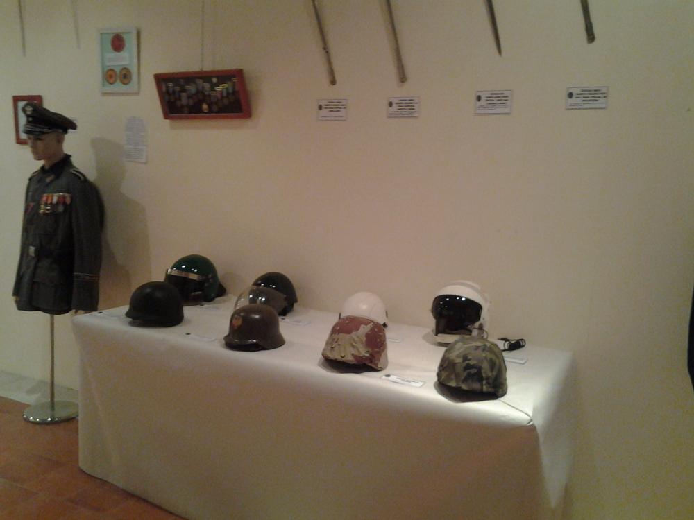 Exposicion de La Guardia Civil, Museo Villa Señor de Ciudad Real. 14 de Junio - 20 de Julio, 2013. Expo_GC_039_preparativos
