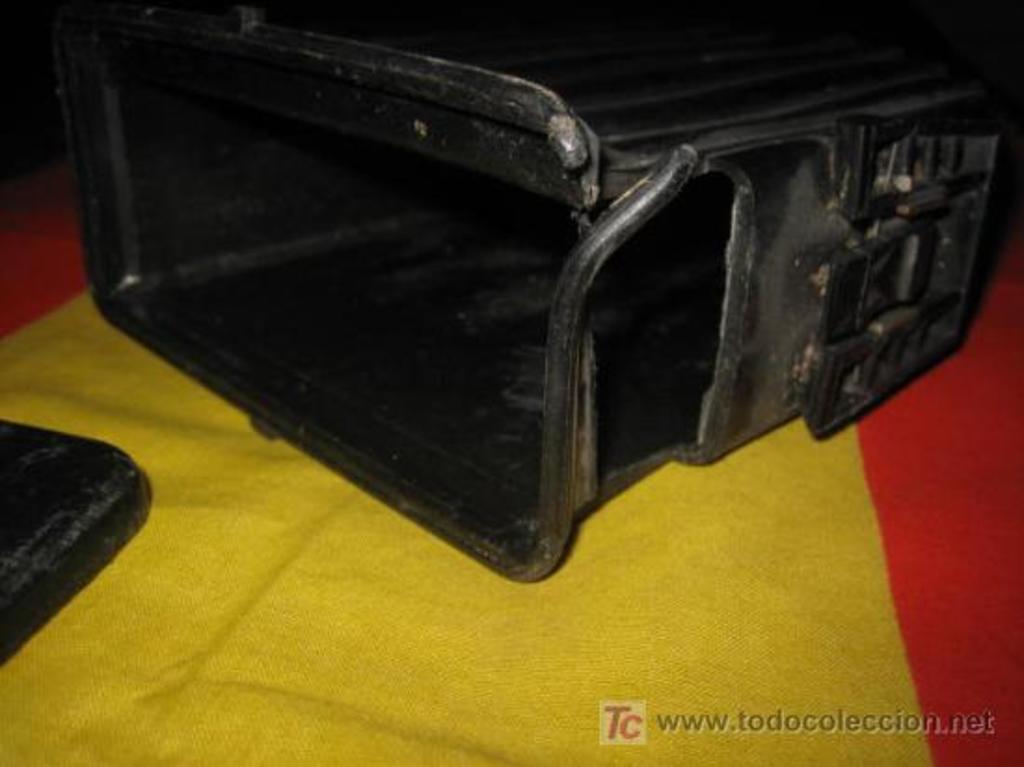Cargador de plástico para munición de fogueo Minimi/M249. ¿Posible uso en la AMELI? 7228133_1543118