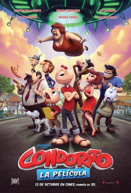 Condorito: La película (2017) [Ver Online] [Descargar] [HD 1080p] [Spa-Eng] [Animación] Condorito_la_pelicula-576716946-large