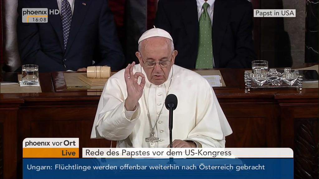 Papst Franziskus (IHS) als Führer der Weltreligion - Seite 6 Fra