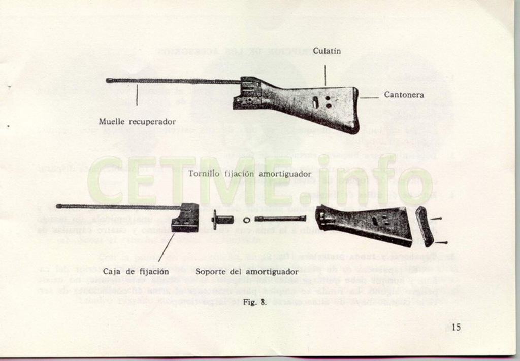 "Manual CETME C ""Santa Bárbara"" 1º Modelo. Manual_p15"