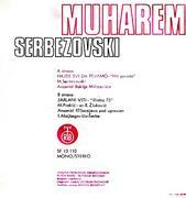 Muharem Serbezovski - Diskografija Omot_2